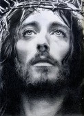 JesusChrist with crown of thorns