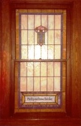 Stained Glass Window Heisler